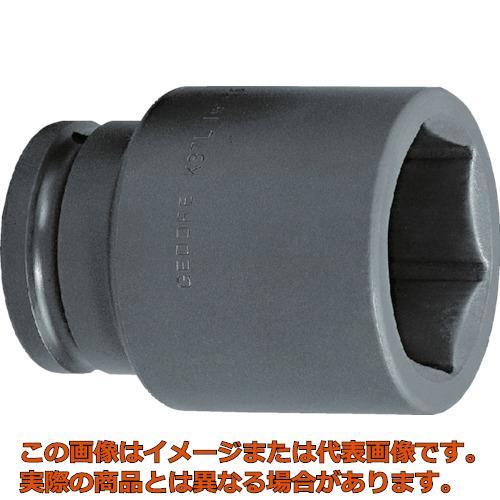 GEDORE インパクト用ソケット(6角) 1・1/2 K37L 55mm 6330540