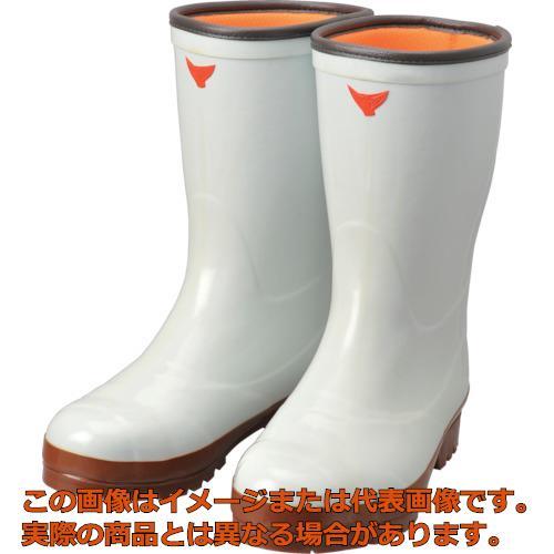 SHIBATA 安全防寒スーパークリーン長7型(白) AC04024.5