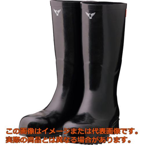SHIBATA 安全長靴 安全大長 28.0 AB02128.0