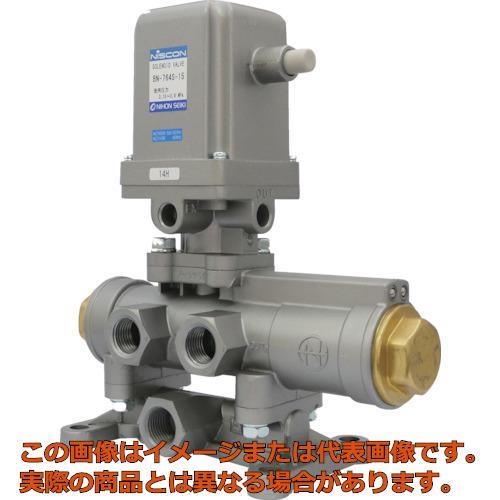 日本精器 4方向電磁弁15AAC100V76シリーズ BN764S15E100
