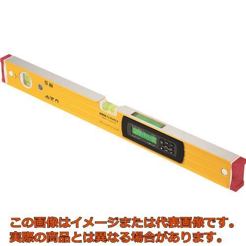 KDS マグネット付デジタル水平器60IP DL60MIP