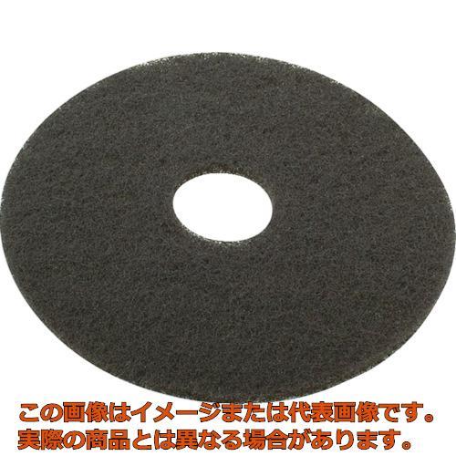 ケルヒャー 床洗浄用ブラウンディスクパッド 表層剥離用 432mm 5枚入り 95481180