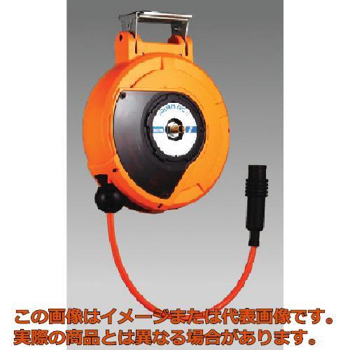 ハタヤ コードマック2 単相100V 10m 接地付 四ツ口コンセント CDS2101QK