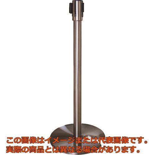 カーボーイ ベルト付きポールくぼみ型 シルバー BPK01