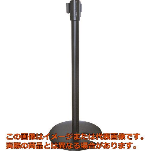 カーボーイ ベルト付きポールくぼみ型 ブラック BPK02