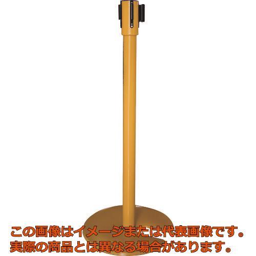 カーボーイ ベルト付きポールくぼみ型 イエロー BPK04