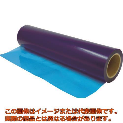 三井化学東セロ 三井 表面保護フィルム B505 500mm×100m 青 B505500