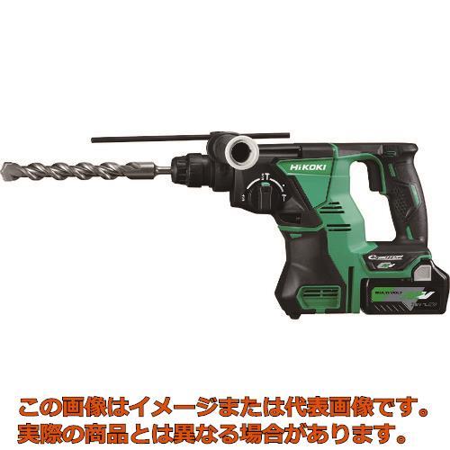 HiKOKI 36Vコードレスロータリハンマドリル 新マルチボルト DH36DPA2XP
