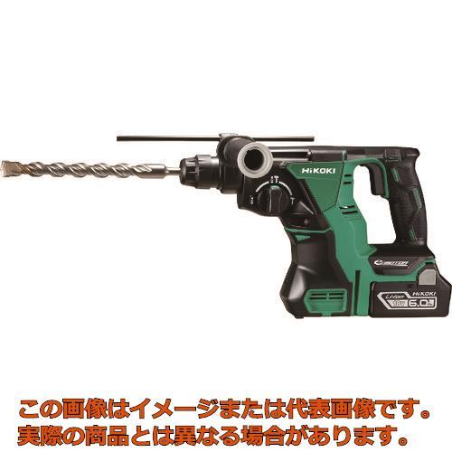 HiKOKI 18Vコードレスロータリハンマドリル本体のみ DH18DBLNN