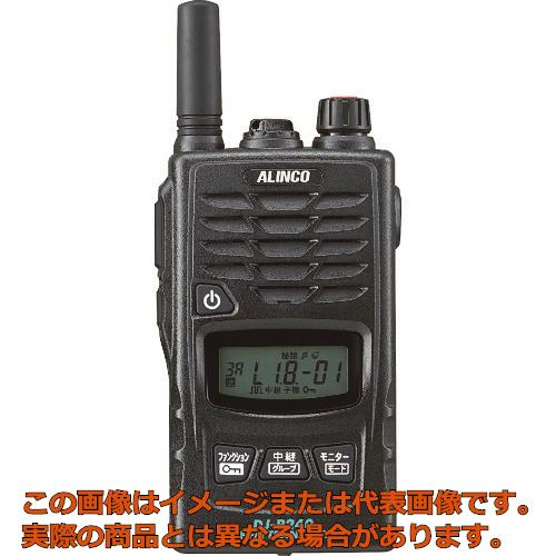 アルインコ 防水型特定小電力トランシーバー DJP240S
