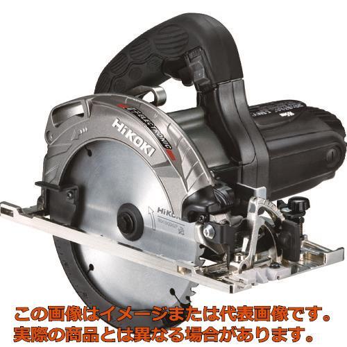 HiKOKI 深切り電子丸のこ(チップソー付) 165mm ブラック C6MVYA2B