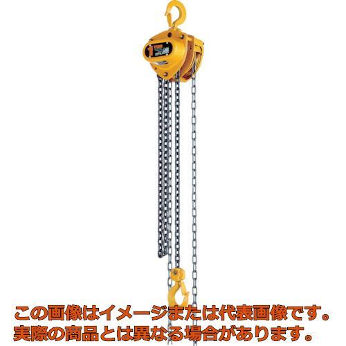 キトー マイティ チェーンブロック M3形 1tx2.5m CB010