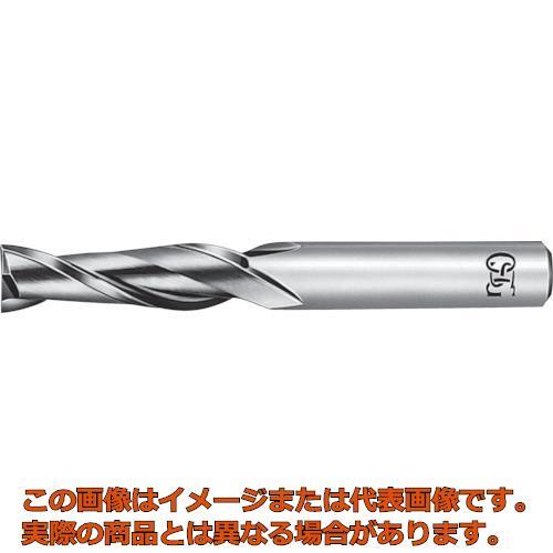 OSG 超硬エンドミル 2刃ロング 銅・アルミ合金用 10 8502700 CARGEDL10
