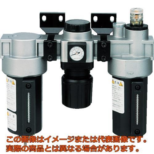日本精器 FRLユニット8Aモジュラー接続タイプ BN25T68