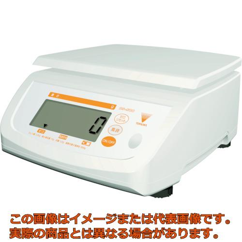 テラオカ 防水型デジタル上皿はかり DS500K2