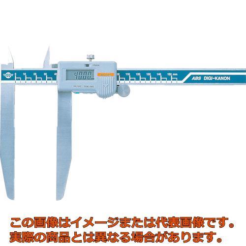 【業務用】 オレンジブック掲載商品 カノン デジタルロングジョウノギス150mm ELSM15B