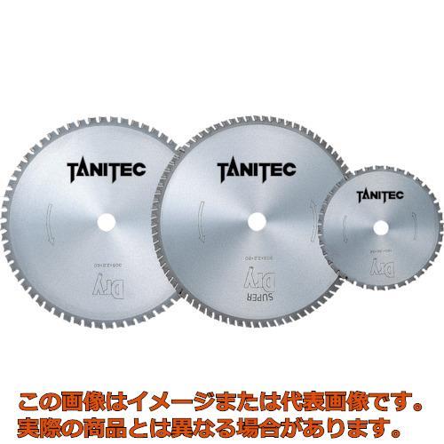 タニ ドライチップソー 鉄鋼用チップソー 305x2.2x25.4Hx60Z DTS305X2.2X25.4X60