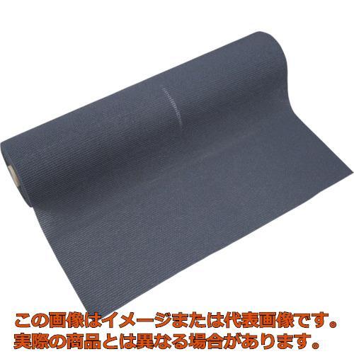 トーワ 耐油ダイヤマットGH 920mm×10m ブラック DMGH9267
