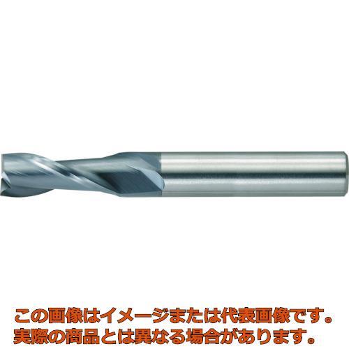ユニオンツール 超硬エンドミル スクエア φ10.5×刃長22 CCES2105