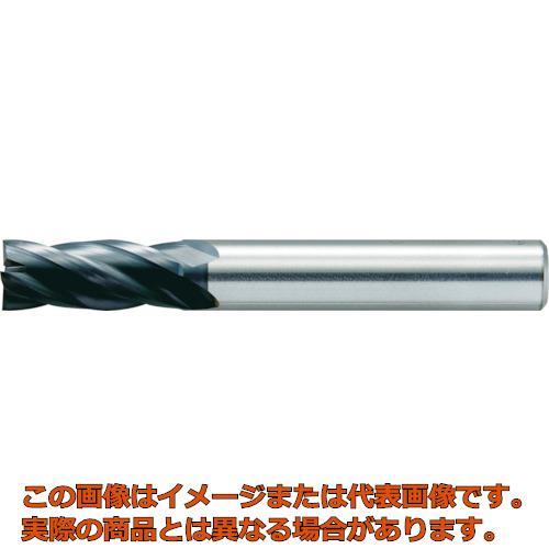 ユニオンツール 超硬エンドミル スクエア φ9.5×刃長19 CCES4095