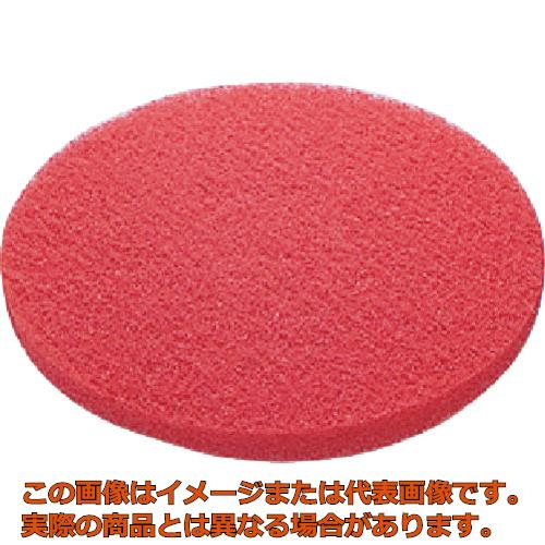 コンドル (ポリシャー用パッド)51ラインフロアパッド13 赤(保守用) E1713R