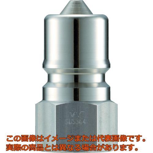 ナック クイックカップリング S・P型 ステンレス製 オネジ取付用 CSP10P3