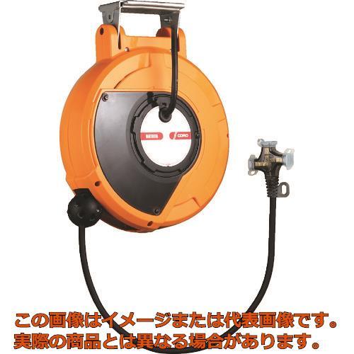 ハタヤ コードマック2 単相100V 10m 三ツ口コンセント CDS2101T