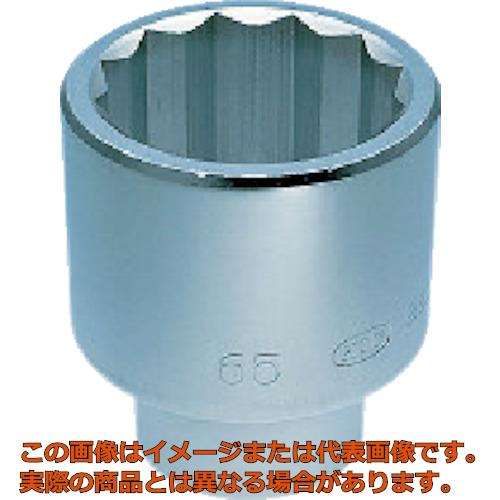 KTC 25.4sq.ソケット(十二角) 83mm B5083
