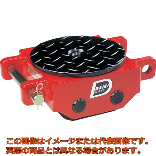 【海外輸入】 DUW5P:工具箱 店 ダイキ スピードローラー低床型ウレタン車輪5ton-DIY・工具