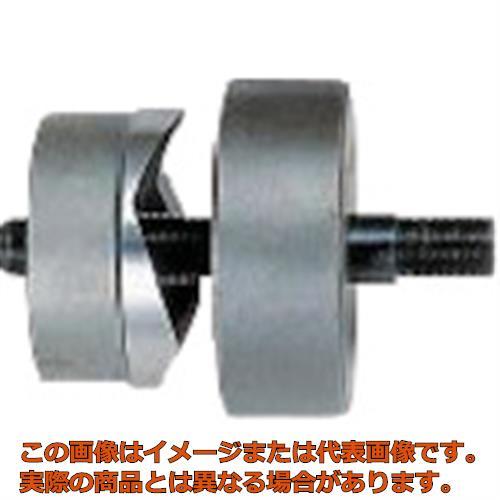 泉 丸パンチ 厚鋼電線管用 パンチ穴88.9 B82