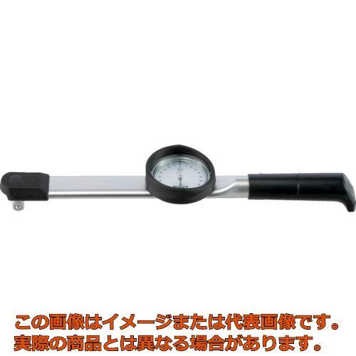 トーニチ ダイヤル型手動式トルクレンチ 置針付 DB280N12S