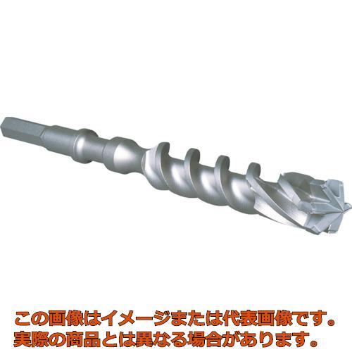 ミヤナガ デルタゴンHEXビットΦ30.0X280mm DLHEX300
