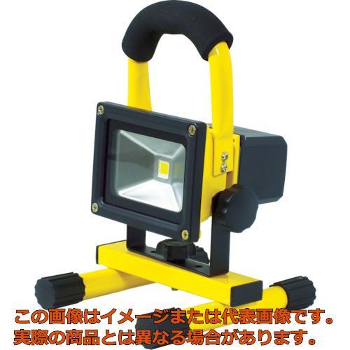 日動 充電式LEDライトチャージライトミニ BAT10WL1PSY