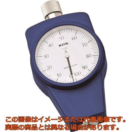 KDS ゴム硬度計Aタイプ標準型 DM104A