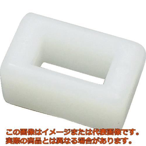 パンドウイット 連結リング固定具(密閉型) ナチュラル (1000個入) CR2M