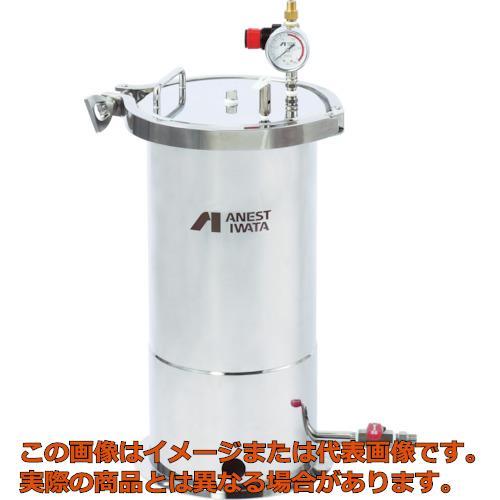 素敵な 【き・配送時間指定】 アネスト岩田 ステンレス製下出し加圧タンク 10L COT-ZB10, IL ANGELO:3a39bc80 --- adaclinik.com
