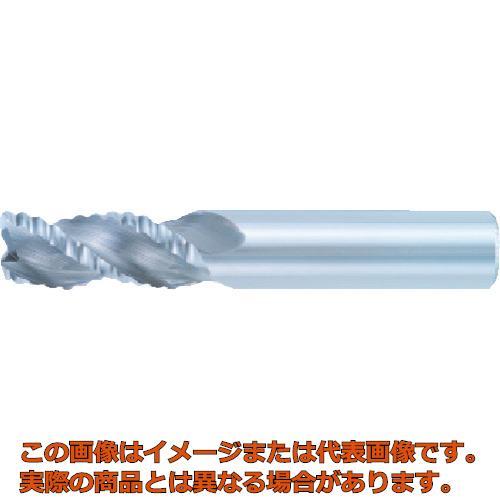 三菱K ALIMASTER超硬ラフィングエンドミル(アルミニウム合金加工用・M) CMRAD0600