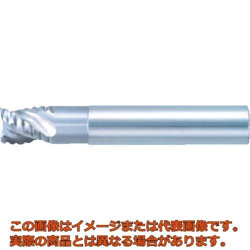 三菱K ALIMASTER超硬ラフィングエンドミル(アルミニウム合金加工用・S) CSRAD1800