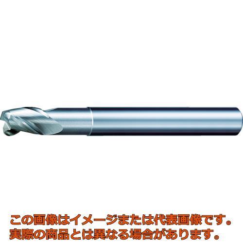 三菱K ALIMASTER超硬ラジアスエンドミル(アルミニウム合金用・S) C3SARBD2500N0900R500