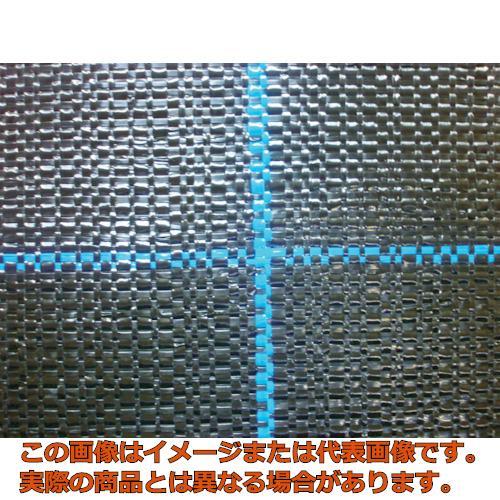 【代引き不可・配送時間指定不可】 ワイドクロス 強力防草シートBB2218-1.5×100 ブラック BB2218-1.5X100