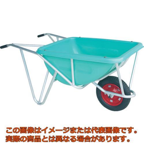 【代引き不可・配送時間指定不可】 HARAX アルミ一輪車 CF-4