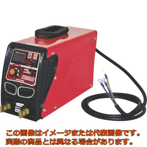 日動 デジタルインバーター直流溶接機 BMウェルダー200 単相200V専用 BM2200DA