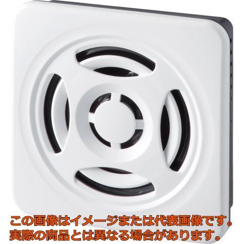 パトライト 薄型MP3再生報知器 BSV24NW