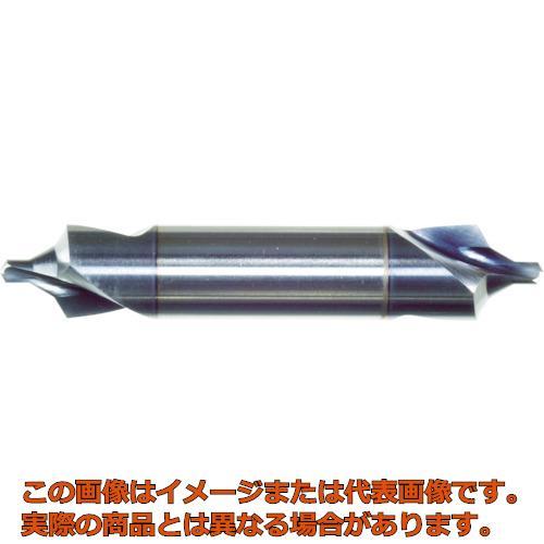 イワタツール B形ハイスセンタードリルコート付 錐径10 シャンク径31.5 BCD10.0X31.5TICN
