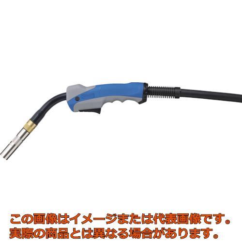 ダイヘン CO2/MAG溶接 ブルートーチ 大型ハンドル 350A 4.5m長 BT351045