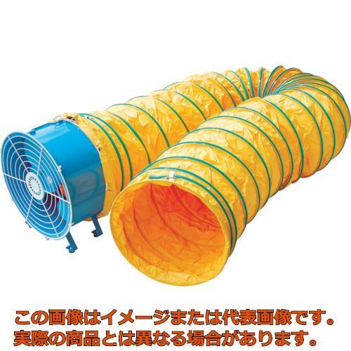 アクアシステム 送風機AFR-12用ダクト5m アース線付 D12