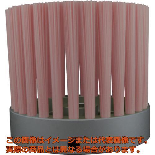 SOWA セラミックファイバーブラシ カップ型 #200 P φ100×75L CB31P10075