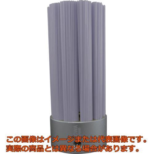 SOWA セラミックファイバーブラシ カップ型 #400 V φ40×75L CB31V04075