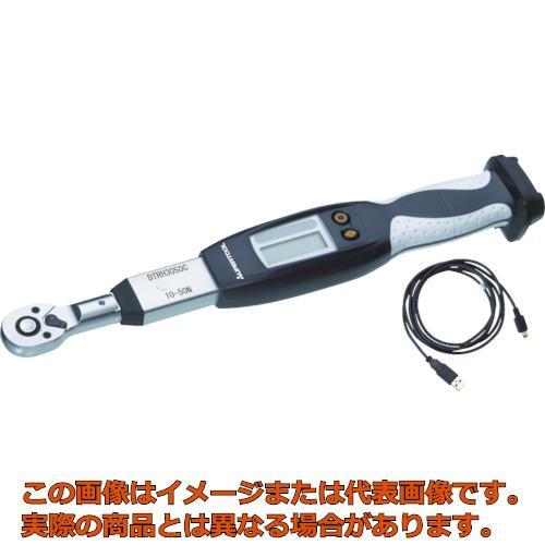 スーパー デジタルトルクレンチ ラチェットタイプ(ケーブル式) DTRH4100C