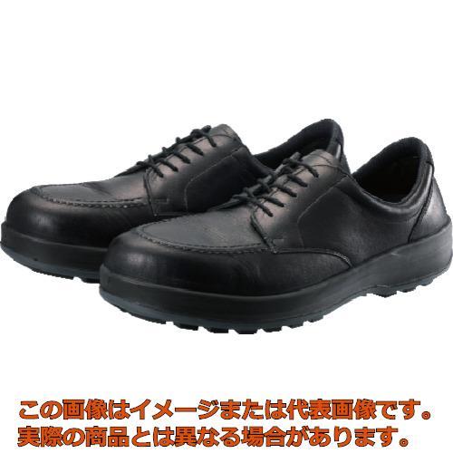 シモン 耐滑・軽量3層底静電紳士靴BS11静電靴 28.0cm BS11S280